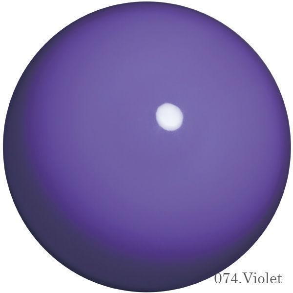 Мяч Chacott ORIGINAL Practice цвет: Violet / Мяч Юниорский (170 мм) 301503-0007-58-074