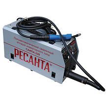 Сварочный полуавтомат Ресанта САИПА 220 (Полуавтомат инверторного типа+ММА)