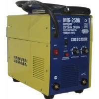 Becker MIG 250N (+MMA) полуавтомат сварочный инверторного типа