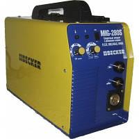Вecker MIG 280S (+MMA) полуавтоматическая сварка