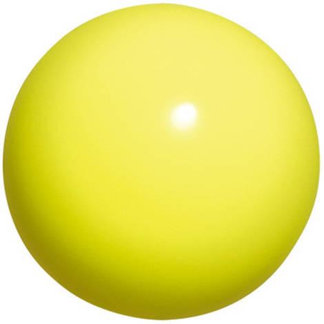 Мяч Chacott ORIGINAL Practice цвет: 062.Lemon Yellow / Мяч Юниорский (170 мм) 301503-0007-58-062