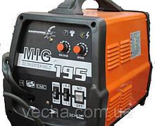 Сварочный полуавтомат Shyuan MIG 195 плавная регулировка тока