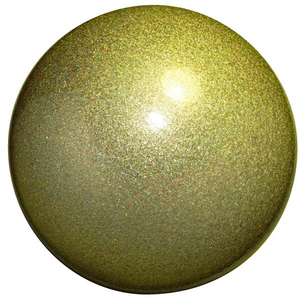Мяч Chacott ORIGINAL Jewelry цвет: 560.Citrine / Мяч Ювелирный (185 мм) 301503-0013-58-560