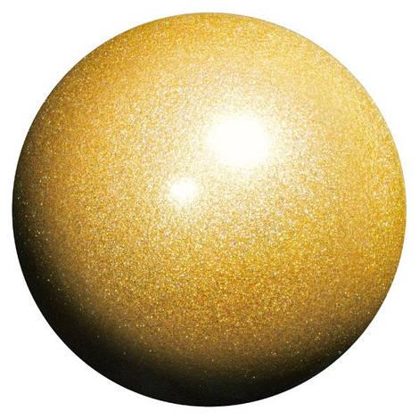 Мяч Chacott ORIGINAL Jewelry цвет: 599.Gold / Мяч Ювелирный (185 мм) 301503-0013-58-599