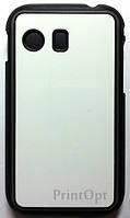 Чехол 2D для Samsung Galaxy Y S5360/Y509 Черный
