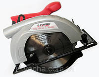 Вектор пила циркулярная ВПД-185/М (метал. опорная плита, небольш. вес)
