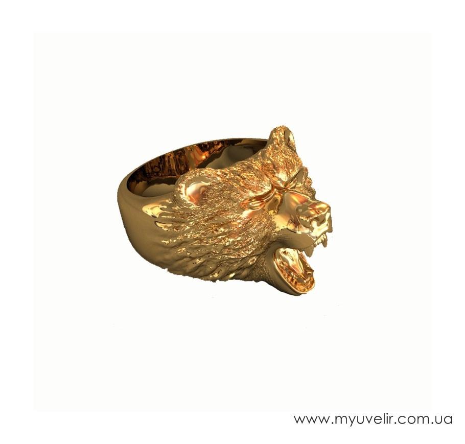 Кольцо Медведь
