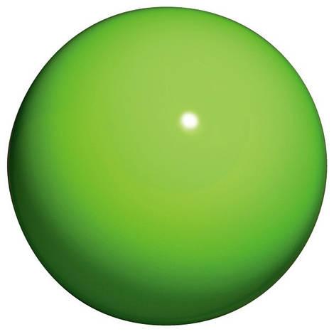Мяч Chacott ORIGINAL GYM Цвет: 032.Lime Green / Мяч Чакотт (185 мм) 301503-0001-58-032