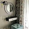 Зеркало в прихожую серебряное Luanda, фото 2