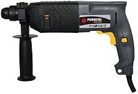 Перфоратор Powertec PT 1304 небольшой вес 2.5 кг