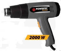 Powertec PT 2108 эргономичный дизайн