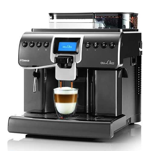 Кофемашина Philips Saeco Aulika Focus V2 Antracite RI9843/01