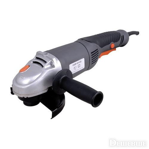 Энергомаш УШМ-9515Д d 150/1600 Вт (мягкий старт, длин. ручка)