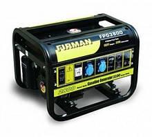 Бензогенератор Firman FPG 3800/ 2.55-2.85 кВт (ручной стартер, экономичность)