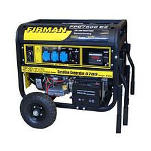 Бензогенератор FIRMAN FPG 7800 E2/5.0-5.7 кВт (электростартер, небол.размер и вес)