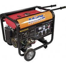 Бензогенератор Miol 83-500/5.0 - 5.5 кВт с элект. стартером