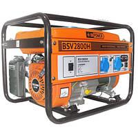 Бензогенератор IN POWER BSV 2800H/2.5-2.8 кВт (ручный стартер, однофазн.)