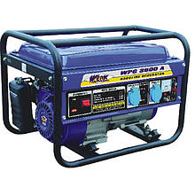 Бензогенератор Werk WPG 3600A/2.5-2.8 кВт (ручной пуск,возд. охлажд. OHV)