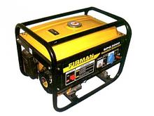 Бензогенератор FIRMAN SPG 3000/2.55-2.75 кВт (ручной старт, синхрон.тип генер.)