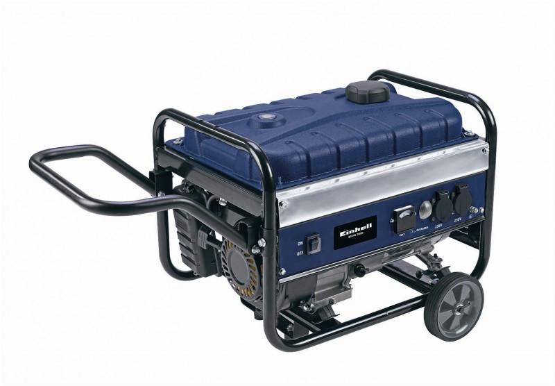 Бензогенератор Einhell BT-PG 2800 Blue/2.6-2.8 кВт (ручной запуск)