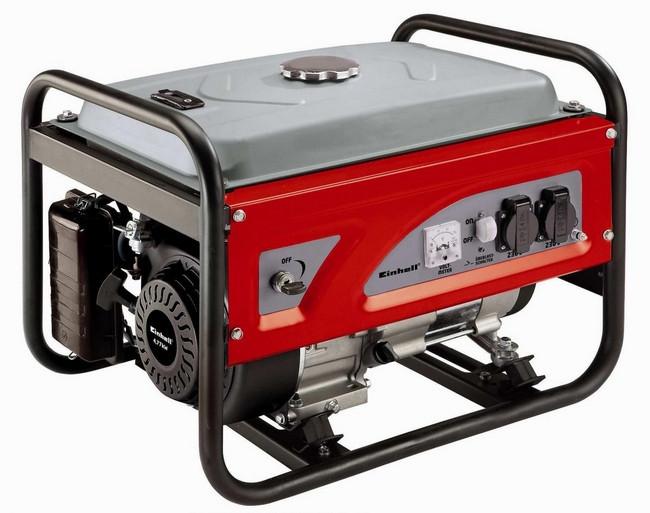 Бензогенератор Einhell RED RT-PG 2500/2.0-2.2 кВт (ручной стартер, 4-х тактн. двигат.)