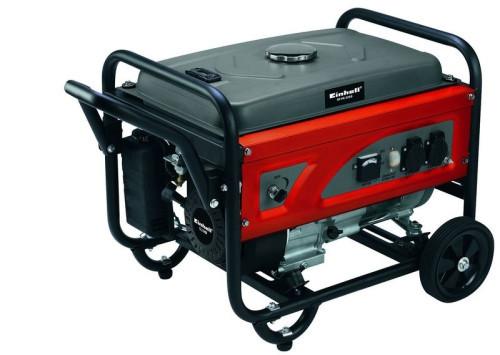 Бензогенератор Einhell RED RT-PG 3250/2.6-2.8 кВт (ручной стартер, воздуш. фильтр)