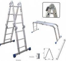 Forte 4х4 лестница шарнирная до 4,67 метров