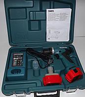 Шуруповерт Makita DWAE 6271 (12 В, 2 Ni-Cd аккумулятора1,9 Ah)