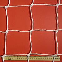 Сетка оградительная D 4,5 мм. Ячейка 15 см. заградительная, для спортзалов, стадионов, спортплощадок