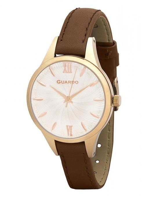 Женские наручные часы Guardo B01099 RgWBr