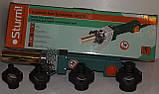Паяльник для пластиковых труб Sturm TW7218 (кейс, 4 насадки), фото 2