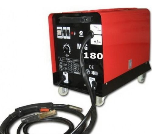 Edon MIG 180 (активное охлаждение, высокий КПД, плавн. регул.)