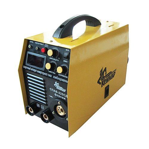 Кентавр СПАВ-200СДС форсаж (функция «подогрев газа», надежность)