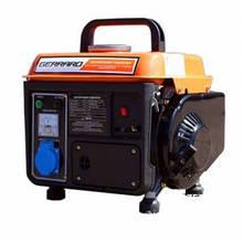 Бензогенератор Gerrard (жерард) GPG 950/0.65-0.8 кВт (ручной пуск, однофазный)
