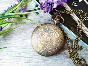 Часы Кулон шлем Локи Тор GeekLand, фото 2