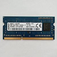 Оперативная память для ноутбука so dimm so-dimm sodimm ddr3 pc3L Kingston 4gb 12800s-11-12-B3 1600