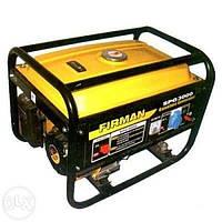 Аренда генератора Firman на 2.5-2.8 кВт