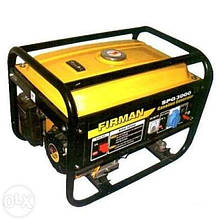 Оренда генератор Firman на 2.5-2.8 кВт