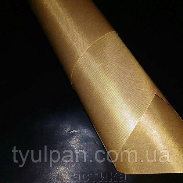Большой тефлоновый коврик для выпечки карамели шоколада коричневый 60*40