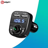Автомобильный FM-трансмиттер Onever HY-82 с Bluetooth