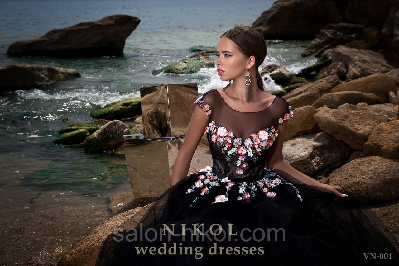 Вечернее, выпускное платье VN-001