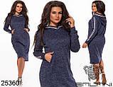 Платье женское прямого кроя Производитель ТМ Balani размер  42-44, 46-48,50-52, фото 4