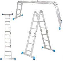 TUBESCA StarLine 4х4 лестница-трансформер до 4.75 метров