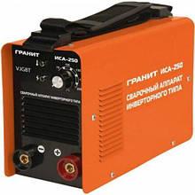 Гранит ИСА-250 инвертор (7.1 кВт, плавн. регулировка, горячий старт)
