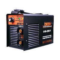 Инвертор Днипро-М САБ-250Н сварочный (5.5 кВт, удлиненные кабеля, технология IGBT)