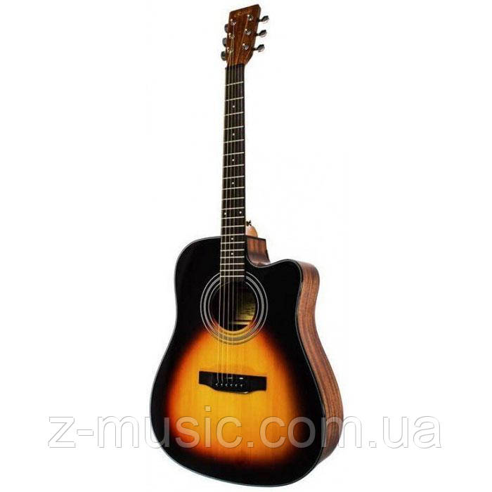 Гитара акустическая Rafaga HDC-60 VS