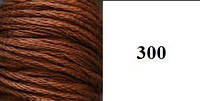 Шелковое мулине 300 Sunny Silk (Южная Корея)