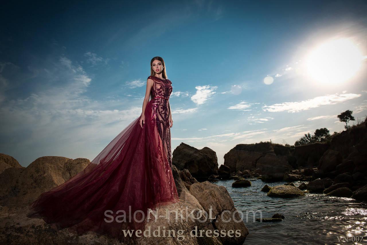 Вечернее, выпускное платье VN-007