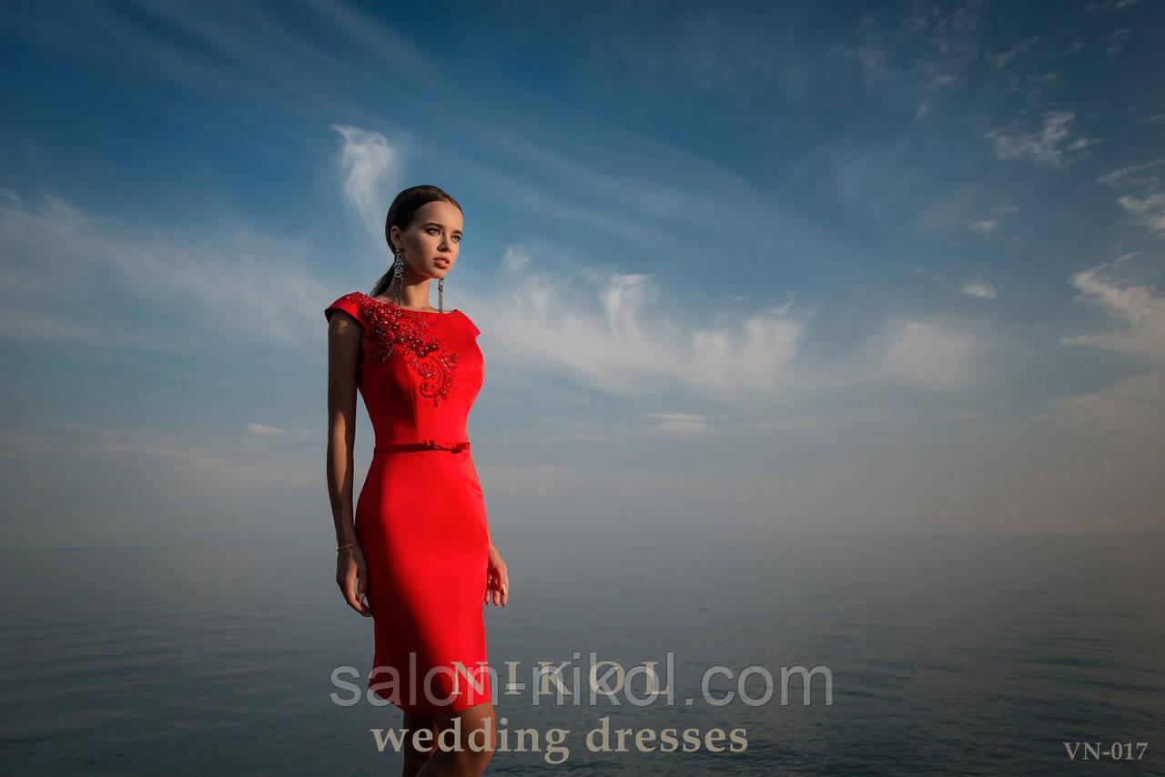 Вечернее, выпускное платье VN-017