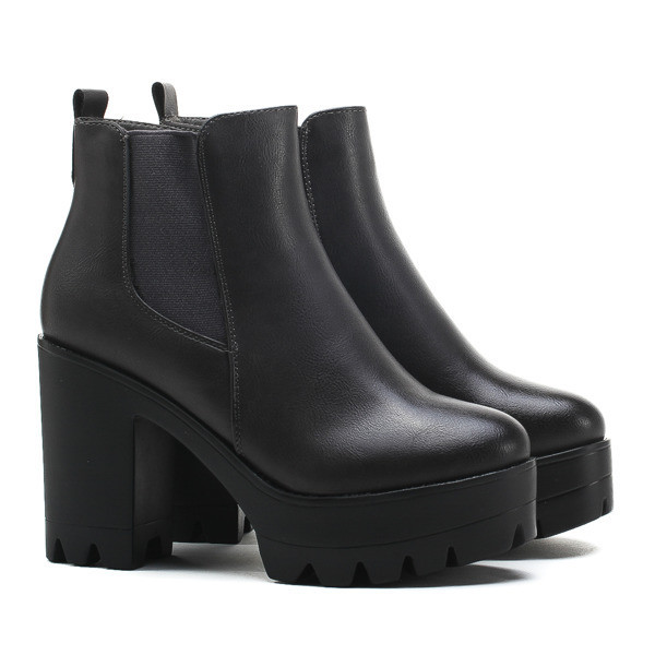 Женские ботинки Burtner